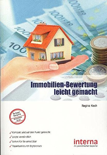 Immobilienbewertung leicht gemacht