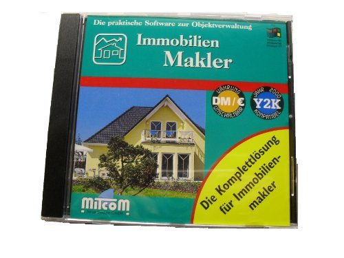 Immobilien Makler Win XP/98/95/NT